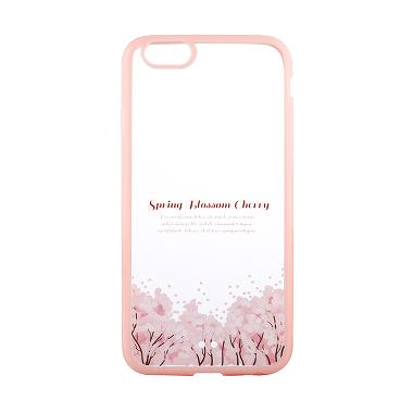 Kimi Custom Fancy Design Spring Blossom Cherry Casing for iPhone 6