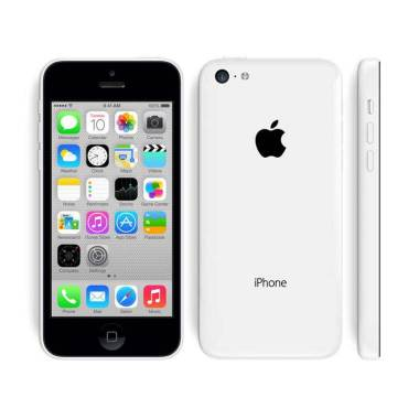 Apple iPhone 5C 16 GB Putih Smartph ...