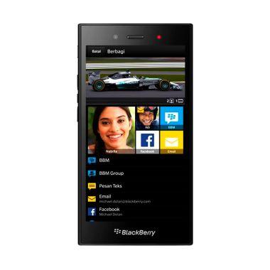 BlackBerry Z3 Black Smartphone
