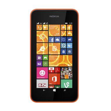 Nokia Lumia 530 Orange Smartphone [4 GB]