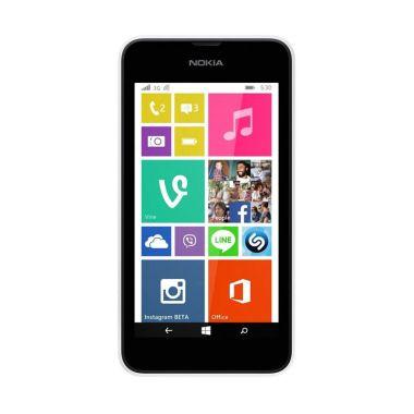 Jual Nokia Lumia 530 White Smartphone [4 GB] Harga Rp 984000. Beli Sekarang dan Dapatkan Diskonnya.