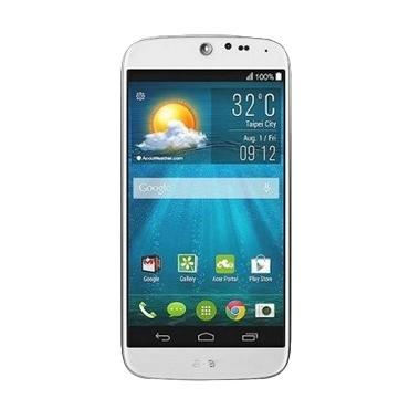 Acer Liquid Jade S55 Putih Smartphone + Flipcover