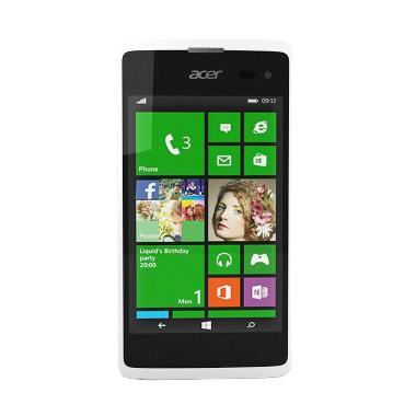 Jual Acer Liquid M220 Smartphone - White Harga Rp 520000. Beli Sekarang dan Dapatkan Diskonnya.