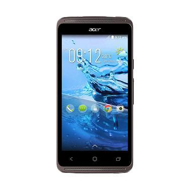 Acer Liquid Z410 Black Smartphone [RAM 1 GB/8 GB/Garansi Resmi]