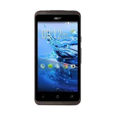 Acer Liquid Z410 Smartphone - Hitam [8GB/ 1GB]
