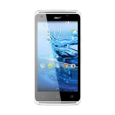 Acer Liquid Z410 White Smartphone [RAM 1 GB/8 GB/Garansi Resmi]