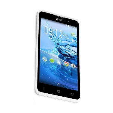 Acer Liquid Z520 Plus Smartphone - White [16GB/ 2GB]