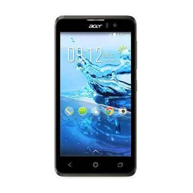 Acer Liquid Z520 Smartphone - Black [8GB/ 1GB/ Garansi Resmi]