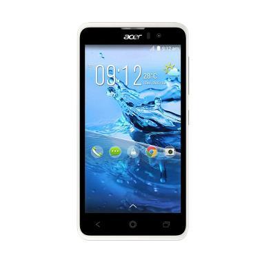 Acer Liquid Z520 Smartphone - White [8GB/ 1GB/ Garansi Resmi]