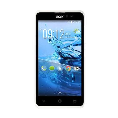 Acer Liquid Z520 Smartphone - White [RAM 16GB / 2GB / Garansi Resmi]