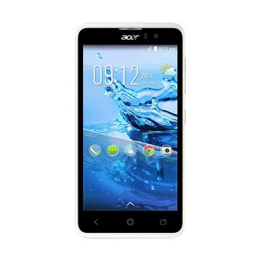 Acer Z520 Plus Smartphone - White [2 GB]