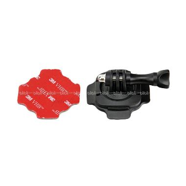 GoPro 360 Helmet Mount Adapter for  ...  B-PRO & Xiaomi Yi Camera