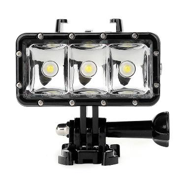 Jual Action Cam Telesin Waterproof LED Light for Action ...