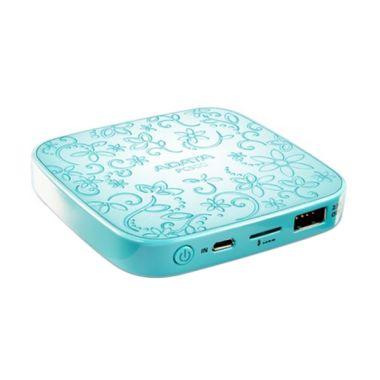Jual Adata PC 500 Beauty Blue Power Bank [ 5000 mAh ] Harga Rp 130000. Beli Sekarang dan Dapatkan Diskonnya.