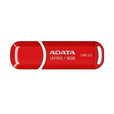 Jual Adata UV 150 USB 3.0 Red Flash Disk [8 GB] Harga Rp 80000. Beli Sekarang dan Dapatkan Diskonnya.