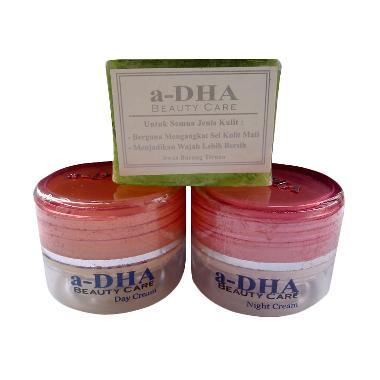 Adha Pink Cream Paket Pemutih Wajah