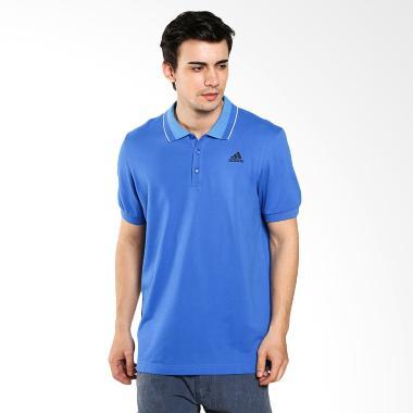 adidas Men Training Essential Polo Baju Olahraga (AB6348)