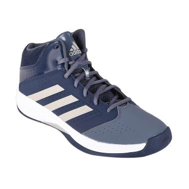 Jual Adidas Men Basketball NBA Isolation Sepatu Basket