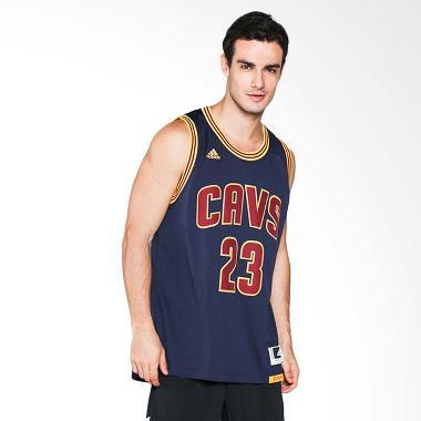 adidas Men Basketball NBA Cleveland ... an Jersey Basket (AL5031)