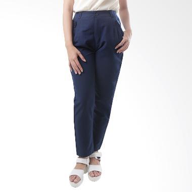 Adore Jogger Basic Celana Panjang - Navy Blue