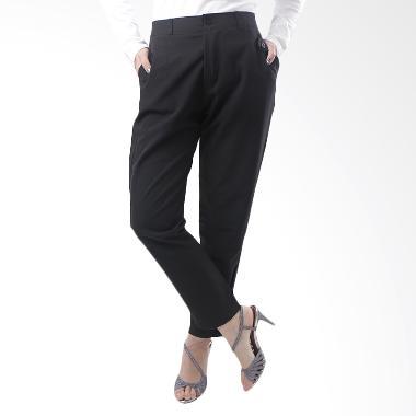 Adore Ladies Jogger Basic Celana Panjang - Hitam