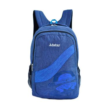 Adstar Backpack Original Production Tas Ransel - Biru