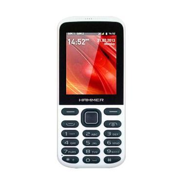 Jual Advan Hammer R3D Handphone - Putih [Dual SIM] Harga Rp 199000. Beli Sekarang dan Dapatkan Diskonnya.