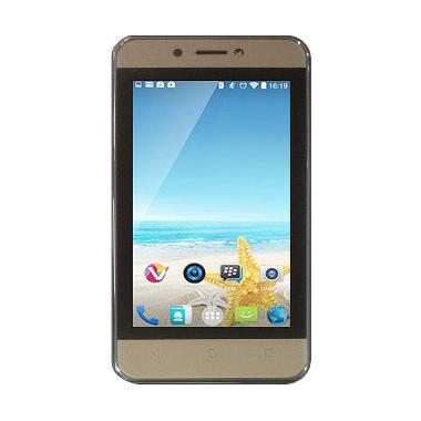 Advan I4A Smartphone - Gold