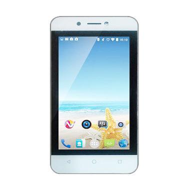 Advan I4A Smartphone - White