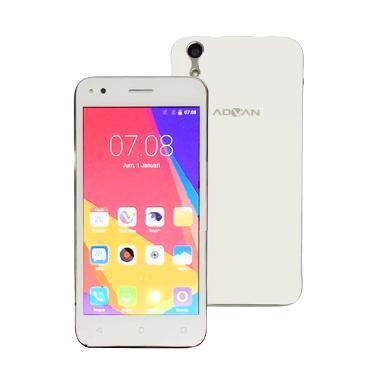 Advan Vandroid I5C Smartphone - Putih [8 GB]
