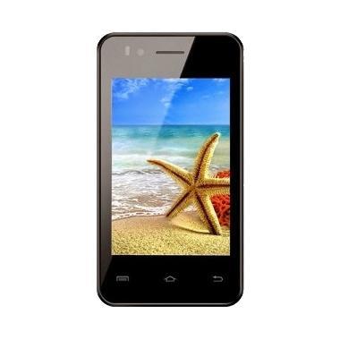 Advan Vandroid S3A Smartphone - Putih + Free Softcase
