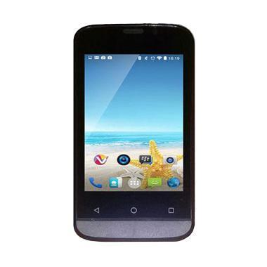 Advan Vandroid S3D Smartphone - Hitam [512 MB]