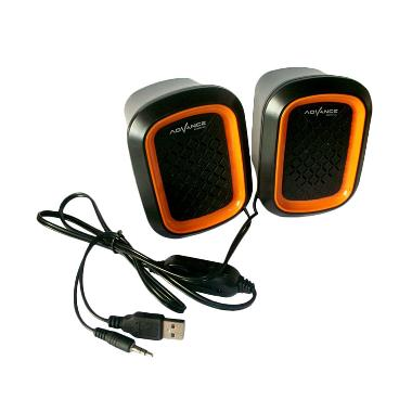 Advance Duo-050 Orange Speaker USB