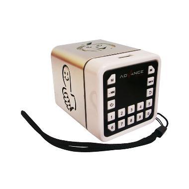 Advance R-1 Xtra Power Sound Mini Speaker Portable -... Rp 99.900 Rp 190.000 47% OFF