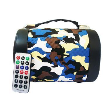 Advance TP-700 Biru Speaker Portable