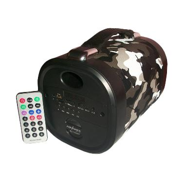 Advance TP-700 Speaker Portable - Hitam
