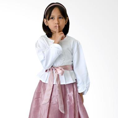 Agemlare Pretty In Dress Anak - Pink