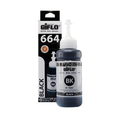 Aiflo 664 Tinta Printer for Epson L-Series - Black [100 ml]