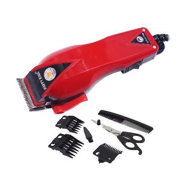 Happy King HK-900 Professional Hair ... Mesin Alat Cukur - Merah