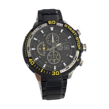 Alba 160692 Chronograph Jam Tangan Pria - Black