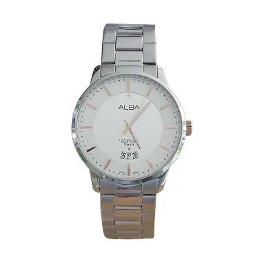 Alba 161030 Jam Tangan Pria Analog Silver
