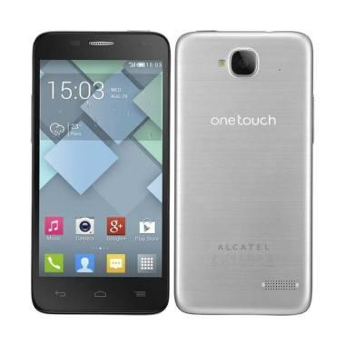 Alcatel One Idol Mini 6012D Silver Smartphone