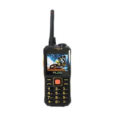 Aldo AL-007 Handphone - Hitam