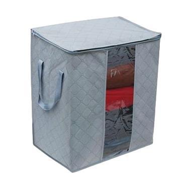 Alena Clothing Storage Bag Bamboo M ... u Storage Box Multifungsi