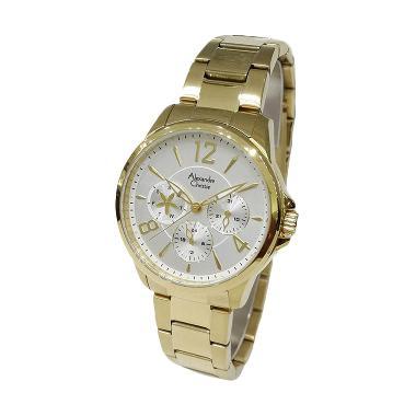 Alexandre Christie 1430652 Jam Tangan Wanita - Gold