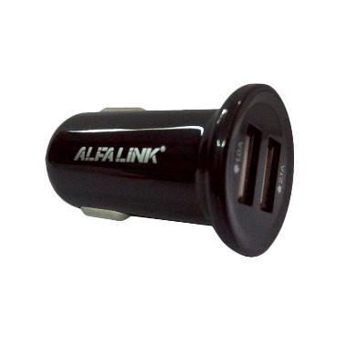Alfalink Mini USB Car Charger