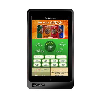 Jual Alfalink QT-70 Language Learning & Qur'an Tablet Harga Rp 2754100. Beli Sekarang dan Dapatkan Diskonnya.