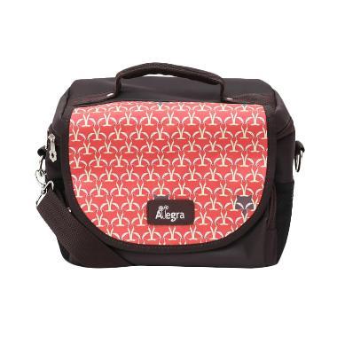 Allegra Foxie Orange Cooler Bag