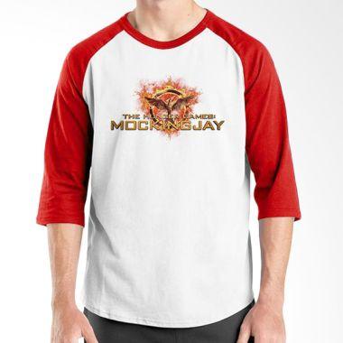 Ordinal Hunger Games Logo 01 Raglan ...