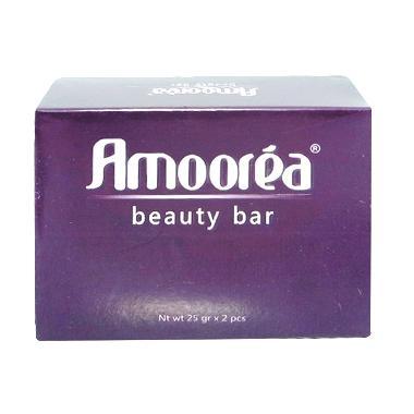 Amoorea Beauty Bar Sabun Wajah [50 g]